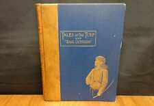 """TALES OF THE TURF AND """"RANK OUTSIDERS"""" By Richard L.Cary, Jr  HC 1891"""