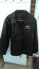 New Vintage Mustang Leather Jacket (Mens)