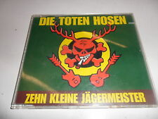 CD  die Toten Hosen - Zehn Kleine Jägermeister