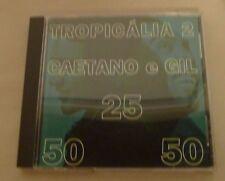 C and G. Gil Veloso : Tropicalia 2 CD (1999)