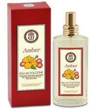 Rare Rouh Al Amber Ambergris Eau De Cologne Fragrance 150 ml Glass Bottle