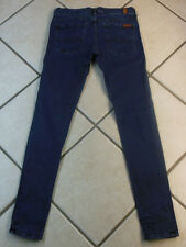 "7 FOR ALL MANKIND ""GWENEVERE"" (EUC) SKINNY WOMEN BLUE JEANS. SIZE 28 INSEAM 30"