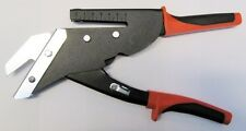 Slate cutter 35 mm with Hole puncher Scissors Slate Eternit Fiber cement Roofer