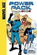 Vacation of Doom! (Marvel Age: Power Pack)-ExLibrary