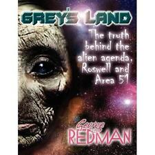 Grey's Land by George Redman (2008, Paperback)