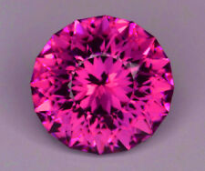 Tourmaline - Rubellite - Top Hot Pink - 0.75 Carats - Portugese Cut