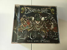 Escape The Fate This War Is Ours CD 8714092692624 MINT
