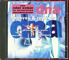 DNA - GROOVE & REMIXES - CD ALBUM [1542]