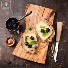 Olivenholz Schneidebrett Frühstücksbrett rustic dish Holz ca. 20cm