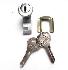 Vespa Schloss Seitenhaube Gepäckfach Lock Set VNA VNB VBB Sprint GS150 NEU