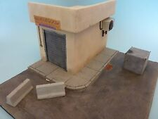 1/35 Scale Gulf war Check point Diorama set - Large ceramic model kit