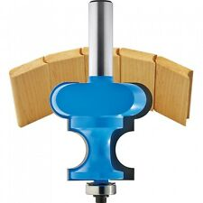 "Rockler 91701 Nose & Cove  Router Bit 3/16 Radius 1/2"" Shank"
