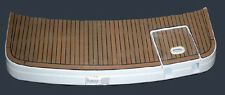 NEW FLEXITEEK SWIM PLATFORM FIT FOR 298 VISTA FOUR WINNS SYNTHETIC TEAK & HOLLY