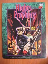 Nights of Prophecy Vampire the Masquerade WW2265 White Wolf used