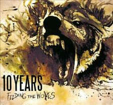 10 Years Feeding the Wolves [Deluxe Edition] CD