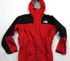 THE NORTH FACE Gore Tex Parka JACKET HIKING OUTDOORS XL Red And Black EX Cond