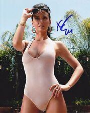 Entourage Emmanuelle Chriqui Autographed 8x10 Photo (Reproduction) 3