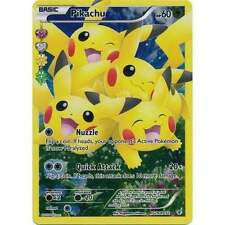PIKACHU RC29/RC32 - GENERATIONS 20TH ANNIVERSARY POKEMON RC COLLECTION CARD