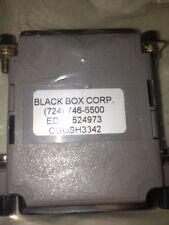 524973 Black Box NEW Null Modem Adapter  CGDSH3342