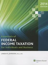 Essentials of Federal Income Taxation for Individuals and Business (2014)