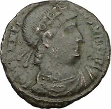 Constantine I The Great 330AD Ancient Roman Coin Legions  Glory of Army i39375