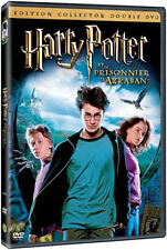 DVD *** Harry Potter et le prisonnier d'Azkaban *** edition collector 2 DVD