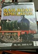 Railking's Railroad Simulator - PC GAME - FREE POST