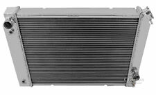 1984-1988 Pontiac Fiero V8 Conversion All Aluminum 3 Row Core Champion Radiator