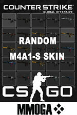 CSGO Random M4A1-S Skin Pack Steam - Counter-Strike Global Offensive[UK][EU]