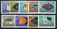 Poland - 1967 Fish - Mi. 1748-56 MNH