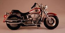 2000 Harley Davidson FLSTF Fat Boy, 1:24, Maisto