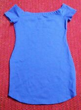 New Without Tags Mind Code Womens X Large Blue Viscose Blend Dress