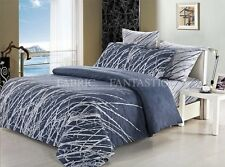 ESHA Tree Queen Size Bed Quilt/Doona/Duvet Cover Pillowcases Set New