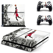 Flying Man Jordan Style Design Ps4 Skin Sticker Cover F Playstation 4 USA STOCK