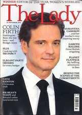 The Lady,Colin Firth,Samantha Cameron,Gareth Malone,Cath Kidston,Mr Bean Teddy