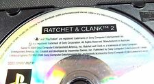 Playstation 2 PS2 Game - Ratchet & Clank 2 ( PAL )