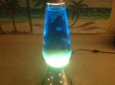 Vintage Retro Original Lava Lamp Groovy Hippie Starlight Base Works Great Large