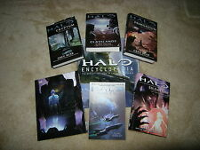 A Halo Collection: Forerunner Saga, Encycopedia, Guide & 2 more...7 New Books