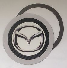 Magnetic Tax disc holder fits any mazda 6 3 2 ie mx 5 mpv rx-8 626 323 xr
