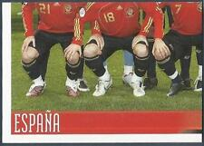 PANINI EURO 2008- #413-ESPANA-SPAIN TEAM PHOTO-BOTTOM LEFT
