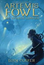 Artemis Fowl The Atlantis Complex Eoin Colfer young adult fantasy 2010