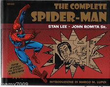 THE COMPLETE SPIDER-MAN=TUTTE LE STRIP DAL 3/1/1977 AL 28/1/1979=STAN LEE-J.ROMI