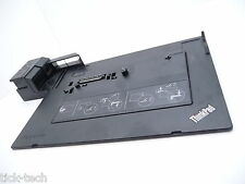 LENOVO TYPE 4337 Mini Dock Docking Station con USB 3.0 ThinkPad t510 t410 0b56232