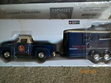 LIONEL IRON HORSE RANCH 1956 FORD PICK-UP W. HORSE TRAILER EASTWOOD AUTOMOBILIA