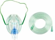 10 SEALED ADULT OR CHILD NEBULISER MASK, PARAMEDIC,FIRST AID,AMBULANCE,NURSE,EMT