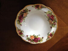 Royal Albert Old Country Roses  Avon Shape  Soup or Fruit  Bowl