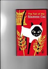 The Tail of the Siamese Cat---Geraldine Kaye---Ferrelith Eccles Williams-hc-1967