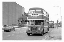pu0203 - Delaine Bourne Bus no 48 at Peterborough , Cambridgeshire - photograph