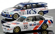 C3693a Scalextric Touring Car LEGGENDE-FORD SIERRA rs500 vs BMW e30-NUOVO