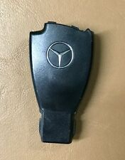 MERCEDES BENZ REMOTE KEYLESS FOB CASE WITH PANIC BUTTON & LOGO